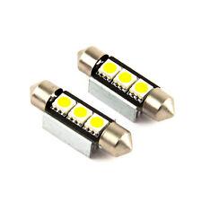 2x LAMPEN SOFFITTEN CANBUS XENON WEISS 39mm 3x5050-SAMSUNG-SMD-CHIP 2 STÜCK