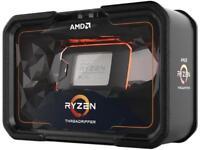 AMD 2nd Gen RYZEN Threadripper 2990WX 32-Core, 64-Thread, 4.2 GHz Max Boost (3.0