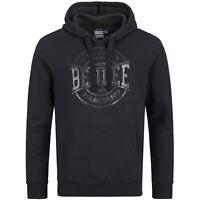 Benlee Rocky Marciano Men Hooded Sweatshirt Romulus Hoody Black Hoodie