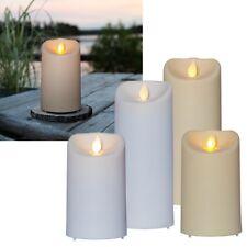 """LED Kerze für Außen """"TWINKLE-Outdoor"""" mit beweglicher Flamme & Timer Garten"""