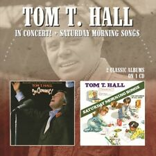 Tom Hall T - In Concert / Saturday Morning Songs [New CD] UK - Import