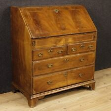 Fore English Antique Secrétaire Furniture Secretary Desk Dresser Style Wood