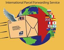International Parcel Fast Forwarding Receiving and Combining Services