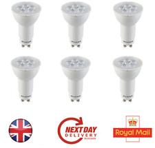 6x Sylvania LED Long Neck / Barrel Light Bulbs GU10 Spotlight 0026585 Downlight