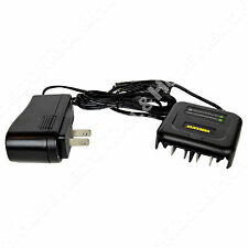 Weed Eater WE20VCH 20V Li-Ion Battery Charger w/ Charge Indicator for WE20VRB