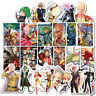 38Pcs One Punch Man Skateboard Stickers bomb Vinyl Laptop Luggage Decals Sticker