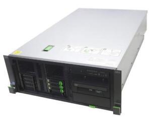 Fujitsu Primergy RX500 S7 Xeon E5-4650 2.7GHz 32GB DDR3 RAM 4 x PSU Rack Server