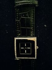 Ladies Square Face Quartz Watch