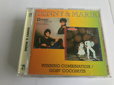Donny Osmond - Winning Combination/Goin' Coconuts (2008) CD  - NEW 5013929046726