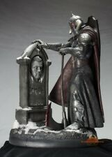 Frank Frazetta Tribute Statue Death Dealer Quarantine Studio Artist Proof