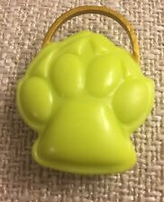 Monster High Yellow Paw Purse Bag ~ CLAWDEEN GHOULS NIGHT OUT DOLL Replacement