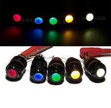 5pcs 1.5-30V Set of Dash Panel Pilot Indicator Instrument Light Lamp + E10 Bulbs