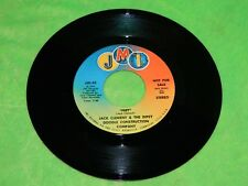 "JACK CLEMENT & DIPSY DOODLE CONSTRUCTION COMPANY : Feet -1973 USA Promo 7"" 185"