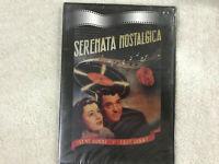 SERENATA NOSTALGICA DVD IRENE DUNNE CARY GRANT GEORGE STEVENS NEW NUEVA
