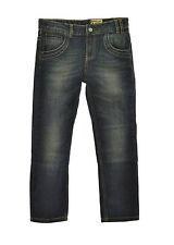 Jeans bambino DESIGUAL regular fit cotone 100% logo stampato in PROMOZIONE