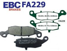 EBC Brake Pads FA229 Front Left Kawasaki ZR-7S (ZR 750 H1/H3) 01-04