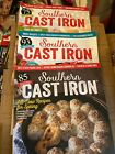 SOUTHERN CAST IRON COOKING MAGAZINE LOT OF 3 DIFFERENT $20.00 FREE SHIPPING