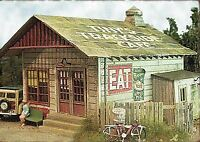 BAR MILLS HO SCALE TINY'S TRACKSIDE CAFE | BN | 522