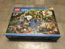 Lego 60161 City Jungle Exploration Site New In Box  2017