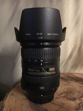 Nikon NIKKOR 18-200mm f/3.5-5.6 II DX G SWM AF-S VR IF M/A ED Lens
