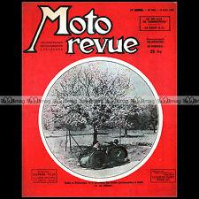 MOTO REVUE N°944 AJS 500 ADLER M100 BMW R35 SIDE-CAR IMPERIAL VELOCETTE 150 1949