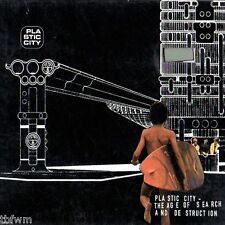Plastic city-the age of search and calibre - 2cd-House tech house techno