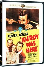 KILROY WAS HERE - (1947 Jackie Cooper) Region Free DVD - Sealed
