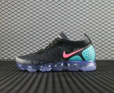 Nike Air Vapormax Flyknit 2.0 Hot Punch Size 12 UK Genuine Authentic Trainers