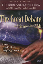 The Great Debate on Science & the Bible DVD John Ankerberg Show, Christian