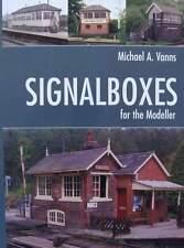 LIVRE/BOOK : MAQUETTE TRAIN ELECTRIQUE maison de signalisation (signalbox)