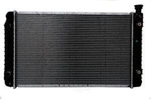 Silla 2446A Radiator