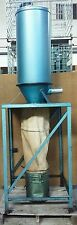 "AEC Whitlock Vacuum Dust Collector  Filter with Bucket 2"" inlet / Outlet"