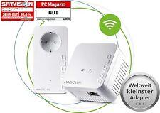 Neues AngebotFachhändler: devolo Magic 1 - 1200 WiFi mini Starter Kit