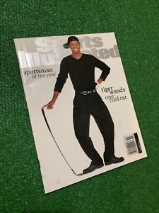 Sports Illustrated Magazine December 18, 2000 (Tiger Woods Cover)