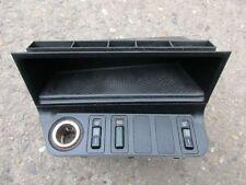 BMW E36 Mittelkonsole Ablagefach Schalter Sitzheizung ASC Schaltzentrum Ablage