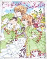 Card Captor Sakura Exhibition Double Clear File B New JAPAN FS