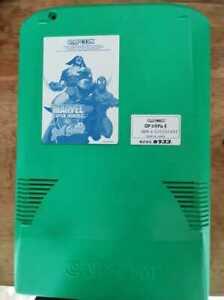 Marvel Super Heroes vs Street Fighters CPS2  JAPAN REGION CAPCOM ARCADE GAME