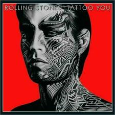 THE ROLLING STONES - TATTOO YOU CD. ORIGINAL ISSUE FROM 1981.EXCELLENT BARGAIN.