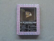 WHO DO YA LOVE KC and the Sunshine Band Sealed New NOS 8 Track Tape #607