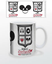DEADMAU5-LEGEND 11 OZ COFFEE MUG MUSIC ZIMMERMAN TORONTO DJ HOUSE ELECTRONIC CAN