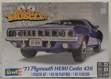 Revell 1/24 1971 Plymouth Hemi Barracuda 426 REV852943