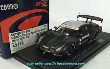1/43 EBBRO 43119 NISSAN R35 GTR 2008 FUJI TEST MARCH 26/27 #230 NISMO model car