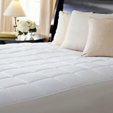 Sunbeam Premium Luxury Quilted Electric Heated Mattress Pad Full
