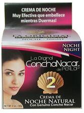 Crema De Concha Nacar - Crema Rejuvenecedora Aclarante - La Original De Perlop