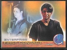 Enterprise Season 1 First Contact Chase Card F6