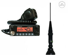 Kit de radio móvil CB presidente Harry 3 ASC + Hawaii Multi Canal Coche Camión Van