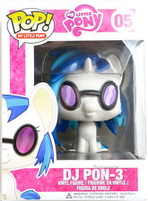 Funko Pop My Little Pony DJ Pon3 Vinyl Figure. HUGE Saving
