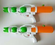 2 x Water Gun titan XXL Super Soaker Toy Blaster Squirt Kids Pistol,uk seller