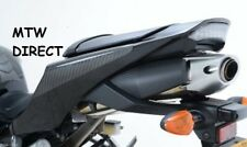 R&G RACING PAIR TAIL SLIDERS CARBON FIBRE for Honda CBR600RR 2015