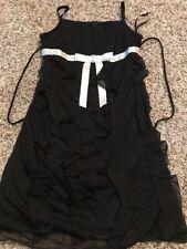 Girls Size 14 BCX Girl Black Dress NEW